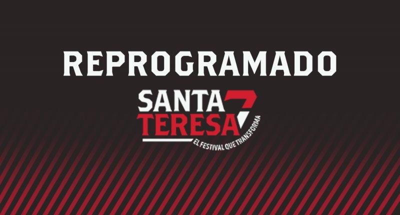 El Santa Teresa 7 reprogramado