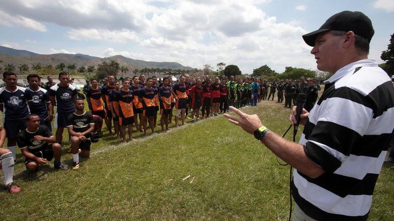 4to festival de rugby penitenciario