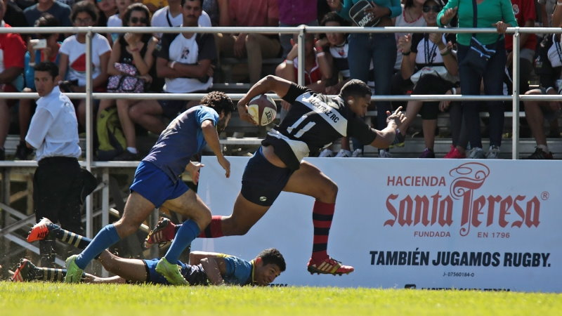 Ganadores Rugby7 FST