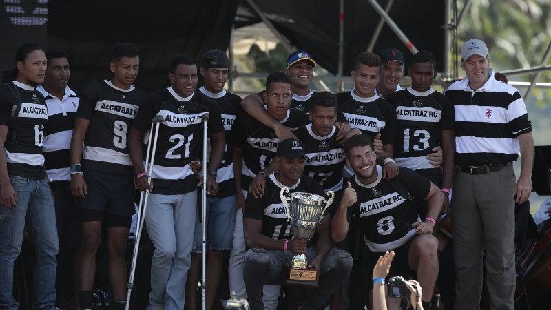 Rugby Ganadores