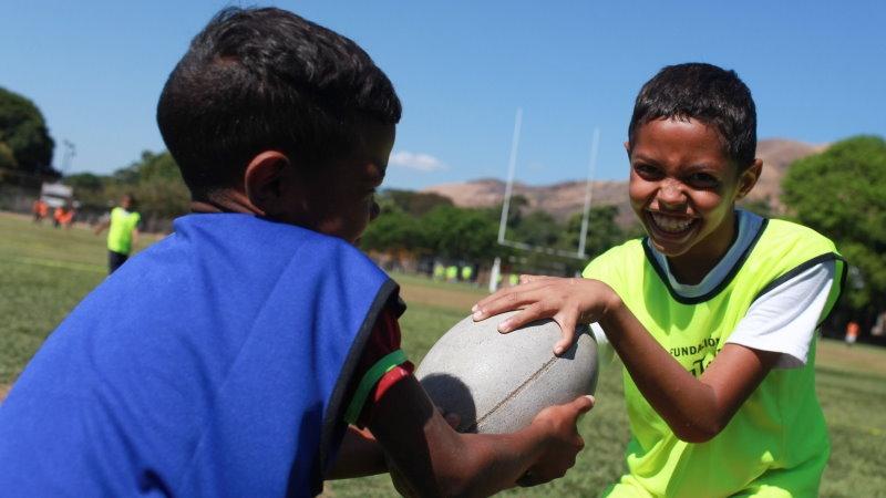 Rugby Infantil