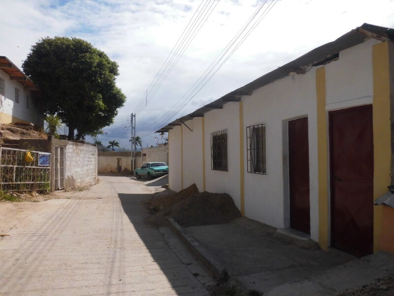 Casas Blancas despues